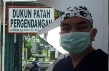 Tindakan Dukun VS Pengobatan Dokter Ortopedi