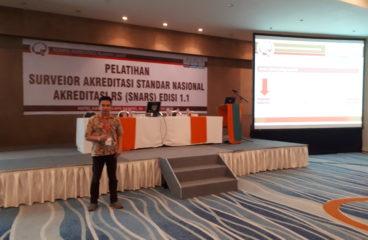 Pelatihan Pejuang Mutu RS Indonesia